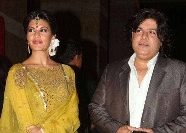 Sajid Khan and Jacqueline Fernandez have a lovers tiff