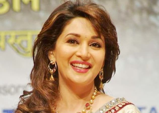 Madhuri Dixit is very excited about <i>Gulab Gang</i>, says Anubhav Sinha