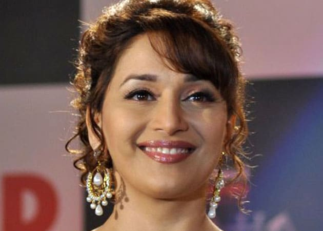 Want to challenge myself as an actor, says Madhuri Dixit