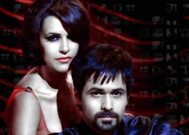 It's all smoke and mirrors for Emraan Hashmi and Neha Dhupia