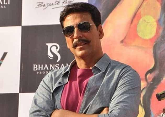 Akshay Kumar in Rowdy Rathore Wallpaper Rowdy Rathore Will be Akshay