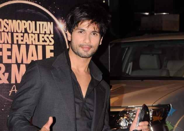 Shahid Kapoor signs Bejoy Nambiar's next film