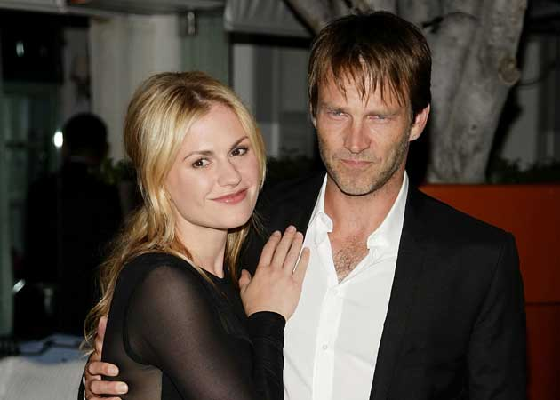 Anna Paquin's husband is comfortable watching her sex scenes with Alexander Skarsgard