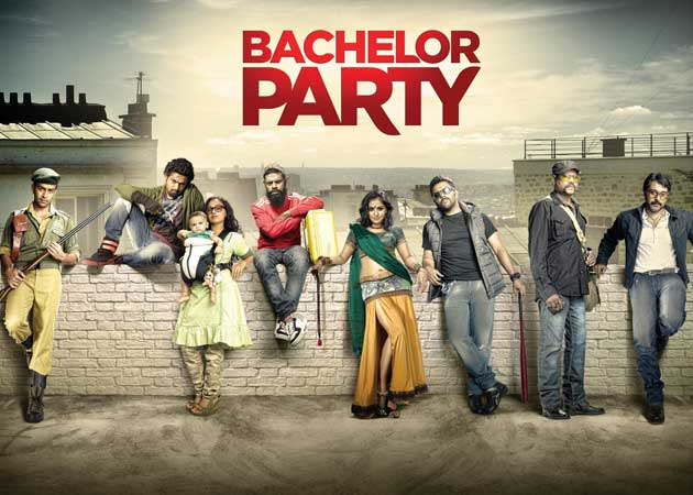<i>Bachelor Party</i> releases today