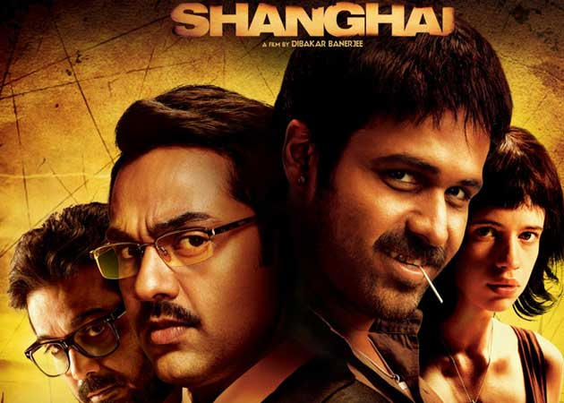 Mumbai Congress demands ban for Shanghai song