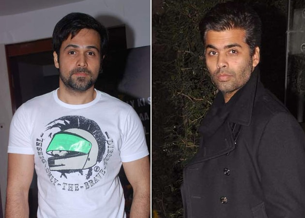 Emraan Hashmi to work with Karan Johar