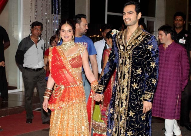 Esha Deol is my princess, says fiance Bharat Takhtani