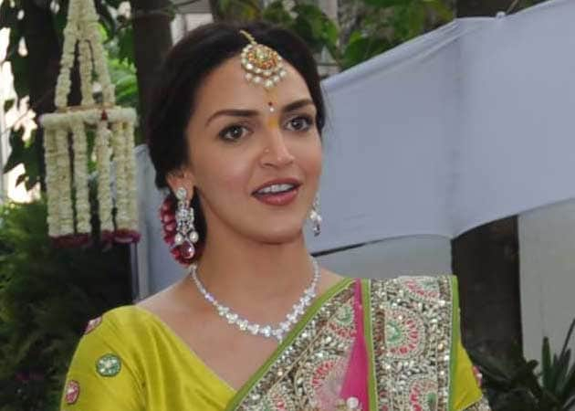 First look at Esha Deol's wedding card