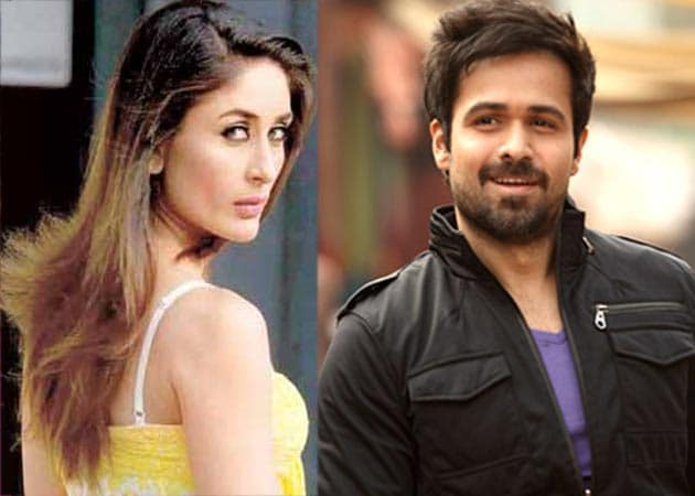 Kareena Kapoor backs out of film with Emraan Hashmi