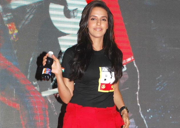 Neha Dhupia signs Karan Johar's next project