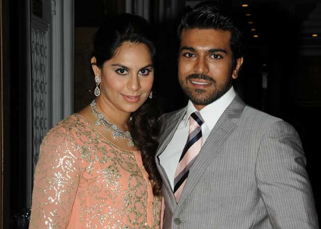 Tarun Tahiliani designs Upasna-Ram Charan's wedding outfits