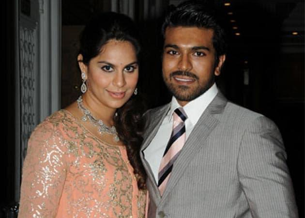 Excited groom-to-be Ram Charan Teja's wedding fever tweet