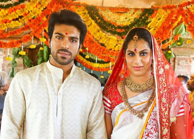 Charity begins at home for Ram Charan Teja and Upasana