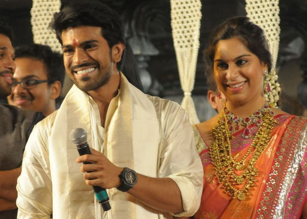 Ram Charan Teja, Upasana enjoy honeymoon in Italy