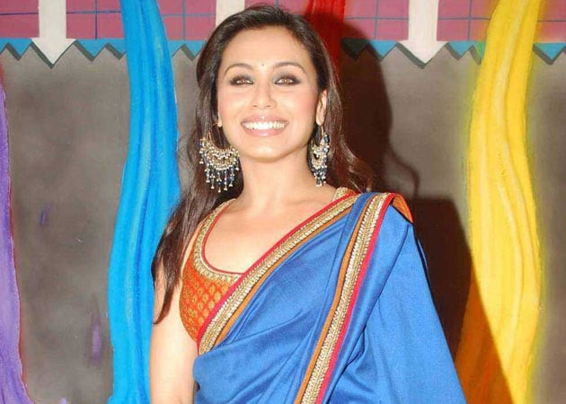 Rani to do three item numbers in <i>Aiyya</i>