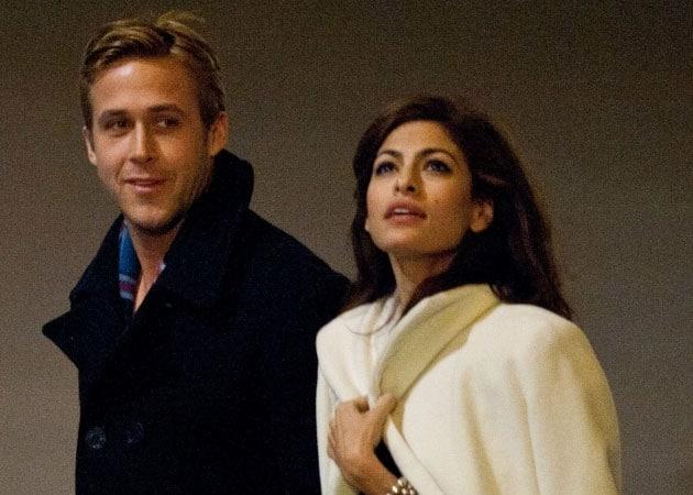 Ryan Gosling Eva Mendes Engaged Ryan Gosling And Eva Mendes