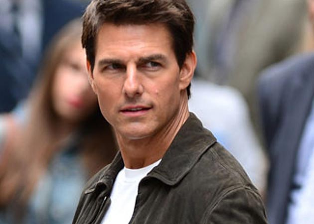 Tom Cruise is a fan of bird poo facials