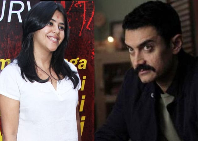 Ekta Kapoor avoids box office clash with Aamir Khan