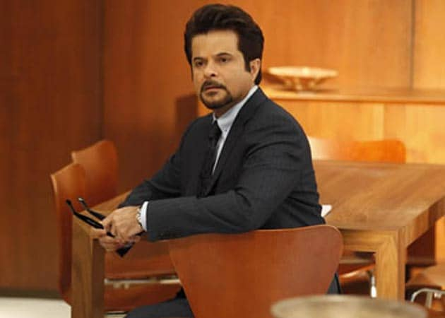 Anil Kapoor's desi 24 put on hold?