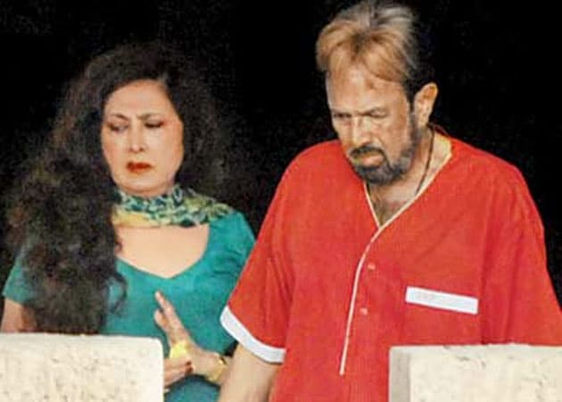 Rajesh Khanna's alleged partner Anita Advani also acted on-screen with Dimple