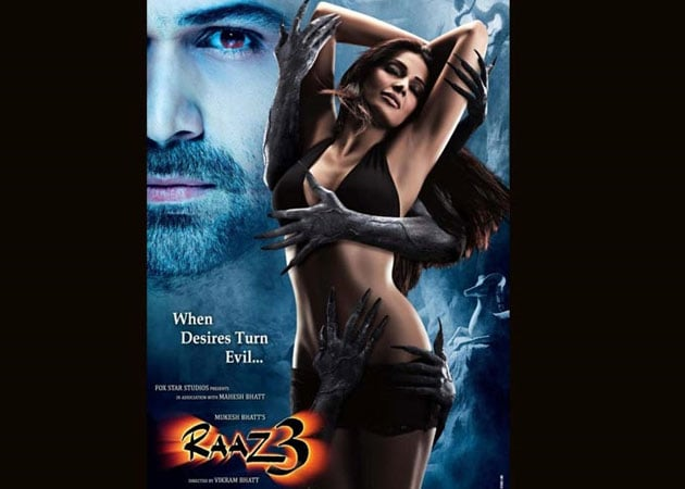 Bipasha Basu is explosive on the first poster of Raaz 3