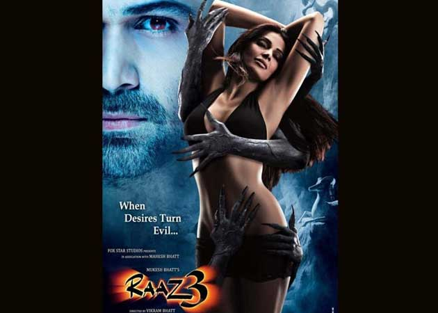 Bipasha is the black magic woman in the first trailer of Raaz 3