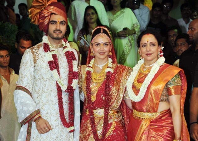 Love esha deol wedding