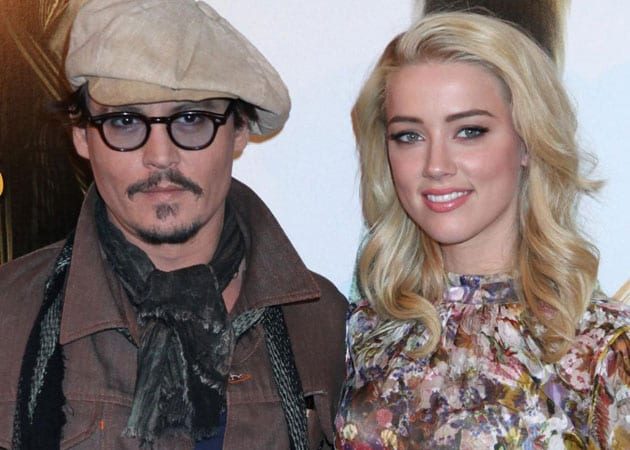 Johnny Depp, Amber Heard take a break from their relationship