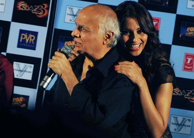 Raaz 3 is a dangerous cocktail, says Mahesh Bhatt