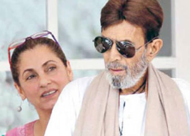 Dimple left out of Rajesh Khanna's will: Reports