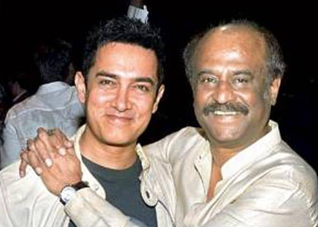 Rajinikanth's first item number for Aamir Khan @ Rs 15 cr