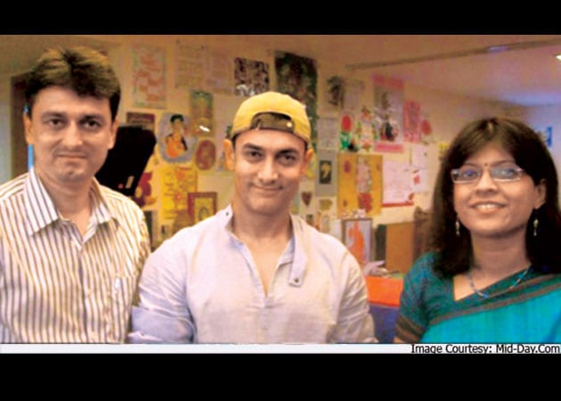 Aamir's <i>Satyamev Jayate</i> helps de-addiction centre get Rs 4.37 lakhs