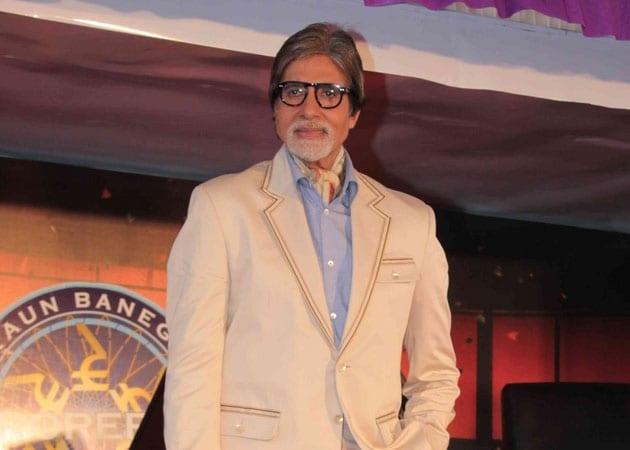 Amitabh Bachchan to play Pakistani national?
