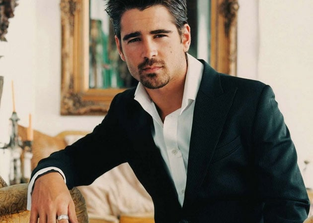 Colin Farrell doesnt believe in spoiling his young ...