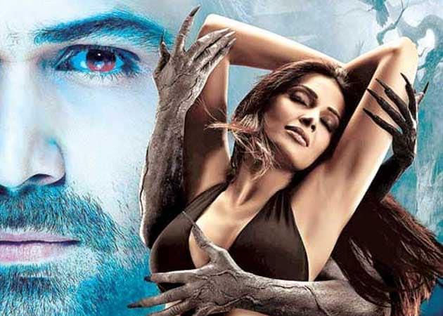 Red eyed Emraan Hashmi copies Robert Pattinson's look