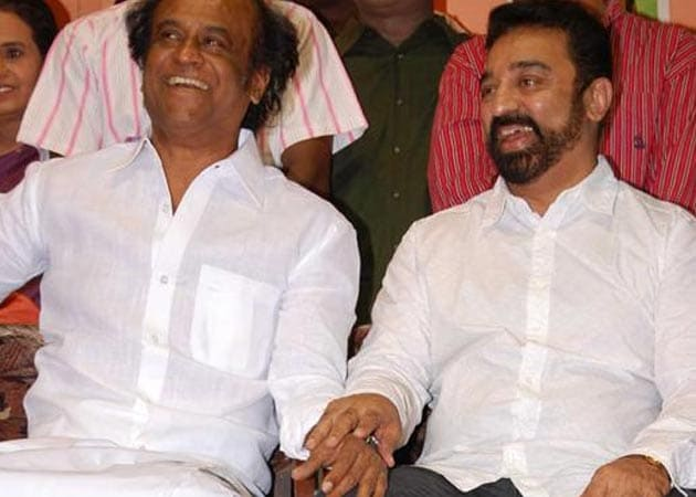 How Rajinikanth, Kamal Haasan avoided box office clash in secret meeting
