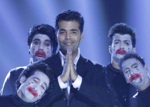 Karan Johar is all set to judge <i>India's Got Talent</i>