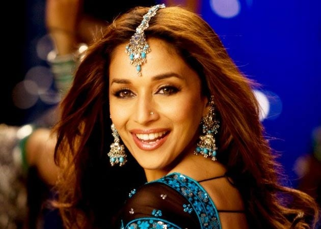 Madhuri Dixit's <i>Gulab Gang</i> goes on floors in October
