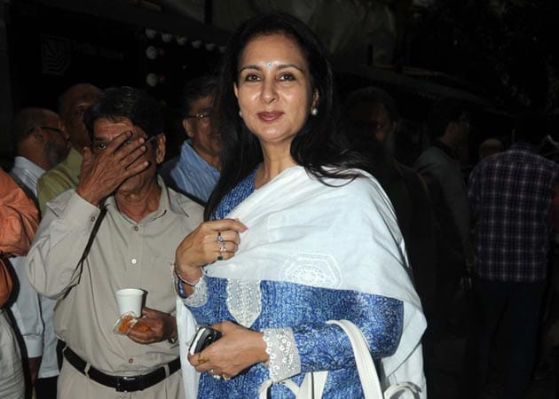 It's play time for Poonam Dhillon