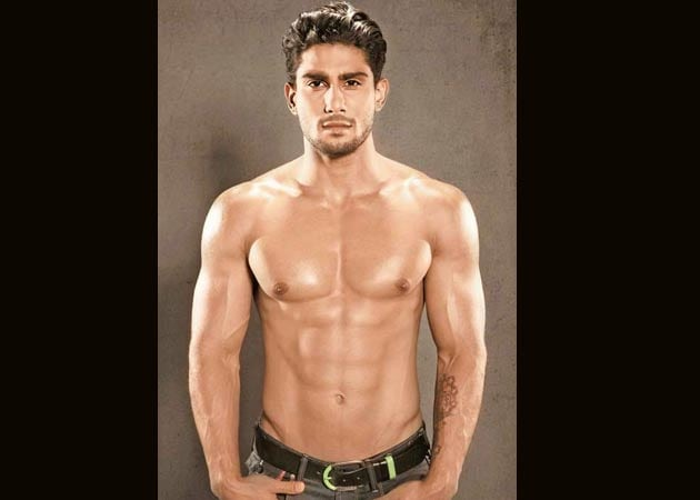 Pumping iron paid off for brawny Pratik Babbar in new film