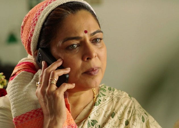 Reema Lagoo returns to the small screen