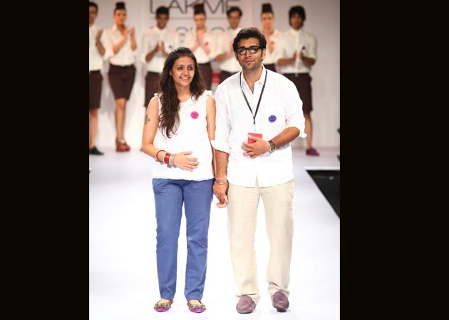 Lakme Fashion Week: Item songs inspired shoe designer Rohan Arora's collection