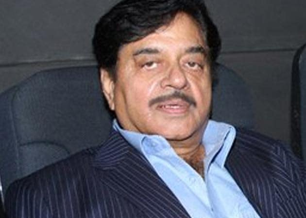 Shatrughan Sinha Shatrughan Sinha Polishes Defense Says 39PM Does It Too39