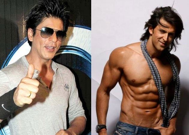 Shah Rukh Khan's studio to create special effects for Hrithik's <i>Krrish 2</i>