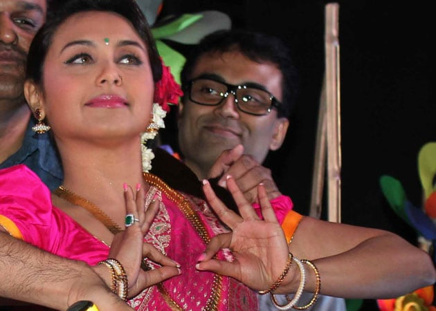 Rani Mukherji's three item songs in Aiyyaa includes a belly dance