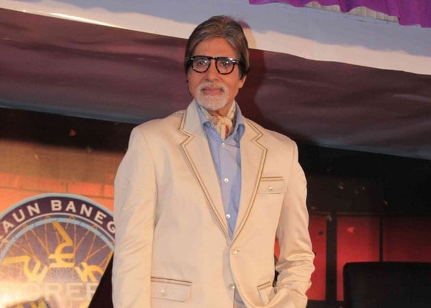 Bhojpuri films need all the encouragement, says Amitabh Bachchan