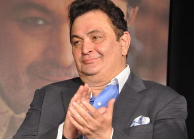 Rishi Kapoor's autobiography to release next year