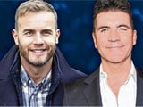 Simon Cowell jealous of Gary Barlow's OBE?
