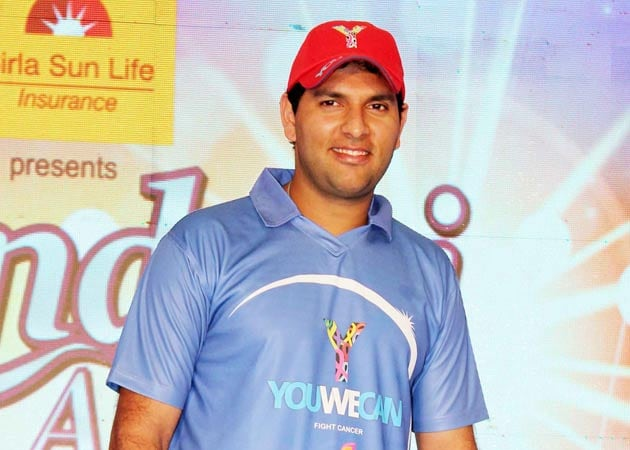 TV series to capture Yuvraj Singh's journey, victory over cancer