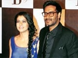 Kajol, Ajay to seek Goddess Durga's blessing for Son Of Sardar